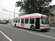SEPTA New Flyer E40LF on RT.66 on Ryan Ave. New Flyer, Bus Station, Buses, Philadelphia, Busses, Philadelphia Flyers