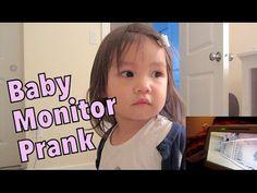 Baby Monitor Prank - September 29, 2014 - itsJudysLife Daily Vlog