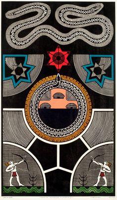Arte,Gravuras,Xilogravura,Gilvan Samico,Blog do Mesquita XI www.mesquita.blog.br  www.facebook.com/mesquita/fanpage