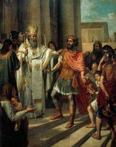 Крещение великого князя Владимира в Корсуни