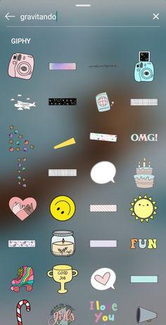Instagram Emoji, Iphone Instagram, Creative Instagram Stories, Instagram And Snapchat, Instagram Blog, Instagram Story Ideas, Instagram Quotes, Instagram Hastags, Snapchat Stickers