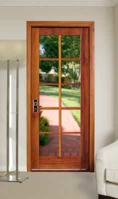1000 images about exterior doors on pinterest back for Exterior back doors with glass