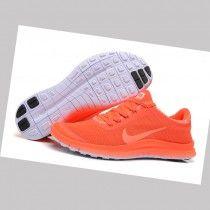 buy popular a5bc4 10637 Nike Free Flyknit 3.0 v6 Todas Naranja Calzado Para Mujer sEuJ6