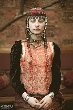 Traditional Armenian costume