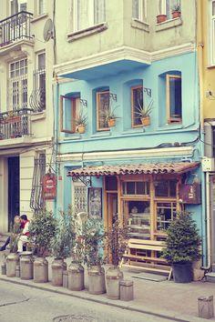 dadlı maya restaurant Cihangir Istanbul/Turkey/ datlimaya