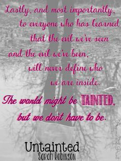Untainted by @sarahkaterobins (The Photographer Trilogy, #3)