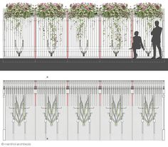 Menthol Architects' Plant-Covered Bicycle Parking Pod also Doubles as a City Furniture menthol architect bike park – Inhabitat - Sustainable Design Innovation, Eco Architecture, Green Building