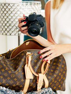 leather duffle #bag :: Louis Vuitton #LV