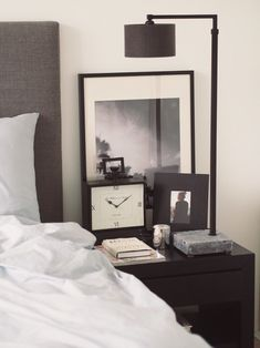 Home Sweet Home - Camilla Pihl Bedroom Lighting, Bedroom Decor, Bedroom Inspo, Bedroom Ideas, Masculine Interior, Boutique Homes, Luxurious Bedrooms, Contemporary Decor, Home Accents