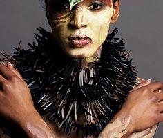 Dandi Maestre's fair trade coconut shell jewelry designs