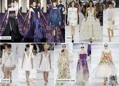 A semana de moda de Alta-Costura de Paris Inverno 2015 começou neste domingo e vai até a sexta-feira. Nós separamos alguns dos looks que já passaram pelas passarelas, confira!  #Look #fashion #Hautecouture #Paris #AndressaCastro #ModaFeminina