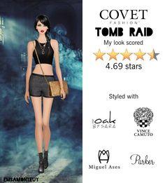 Tomb Raid @covetfashion  #covet #covetfashion #fashion  #tombraider