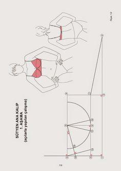modelist kitapları: Underwear patterns book Bralette Pattern, Bra Pattern, Pattern Books, Underwear Pattern, Lingerie Patterns, Clothing Patterns, Modelista, How To Make Clothes, Sewing Basics
