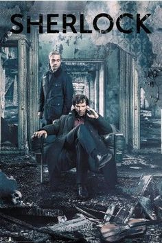 Sherlock Holmes is a consulting detective. He is assisted by Dr. Watson, a former army doctor who has returned from Afghanistan. Sherlock and Watson live at 221 Baker Street in a house owned by Mrs. Sherlock John, Sherlock Poster, Sherlock Holmes Bbc, Sherlock Season 1, Sherlock Holmes Series, Holmes Movie, Sherlock Holmes Benedict Cumberbatch, Benedict Cumberbatch Sherlock, Sherlock Wallpaper