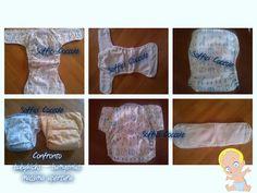"""Soffici Coccole: Pannolino Pocket """"Basic Babykicks"""""""