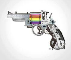 Weapon of Mass Creativity