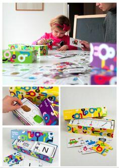 Jonathan Calugi x Imped Puzzle Project - Packaging and puzzle illustrations  #packaging #illustration