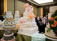 perfect wedding guide bridal show nashville, signature cakes by vicki, nashville wedding show booths, #nashville, #wedding, #gettingmarriedinnashville