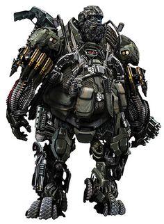 Imagenes De Lockdown De Transformers 4