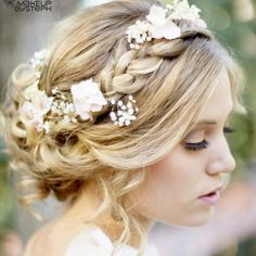 wedding hair inspiration blog