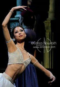 Shoko Nakamura ballet dancer