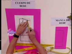 Hermenegildo Zampar - Bienvenidas TV - Explica el Enterito para Bebé. - YouTube Mccalls Patterns, Sewing Patterns, Sewing Hacks, Hermes, Diy, Youtube, Kids Fashion, Kids Pants, Pockets