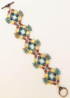 Deco Egyptian bracelet kit - King Tut's Treasure