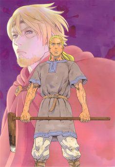 Vinland Saga, Manhwa, Anime, Cartoon, Comics, Alchemy, Fictional Characters, The Journey, Character Design