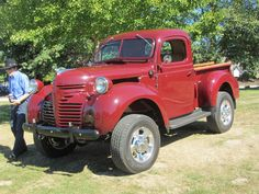 Dodge Power Wagon Maintenance/restoration of old/vintage vehicles: the… Old Dodge Trucks, New Trucks, Cool Trucks, Pickup Trucks, Cool Cars, Dodge Cummins, Chrysler Trucks, Dodge Power Wagon, Classic Chevy Trucks