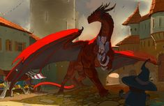 Looks like kaza from wings of fire Magical Creatures, Fantasy Creatures, Beautiful Creatures, Wings Of Fire Dragons, Cool Dragons, Fantasy Dragon, Fantasy Art, Historia Natural, Fantasy Beasts