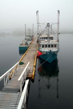 "Newfoundland Canada / Photo ""docked"" by Andrzej Pradzynski Newfoundland Canada, Newfoundland And Labrador, Ontario, Alaska, Travel Around The World, Around The Worlds, Destinations, Atlantic Canada, Prince"