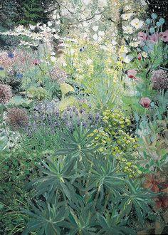 Juke Hudig   Pastels Tuinen Pastel Art, Patterns In Nature, Rick Stevens, Modern Art, Illustration, Doodle, Artwork, Plants, Charcoal