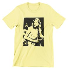 Duane Allman Skydog T Shirt / Allman Brothers / Vintage Style / Blues Guitar / Hand Screen Printing / Super Soft Cotton by cottonpickincrazy on Etsy Willie Nelson T Shirts, Vintage Style, Vintage Fashion, Allman Brothers, Cool T Shirts, Screen Printing, Classic T Shirts, Long Sleeve Tees, Cart