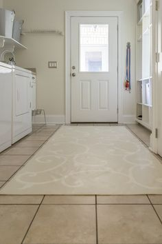 Make a Floor Cloth f
