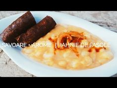 Savoare și arome - Iahnie de fasole rapida - sezon 4 episod 9 - YouTube Mai, Food Videos, Baked Potato, Risotto, The Creator, Baking, Ethnic Recipes, Youtube, Bakken