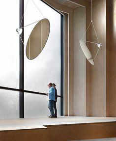Sol_03, designed by Daniel Rybakken for Luceplan