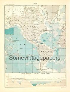 1778 version of map of north america maps pinterest genealogy cartes anciennes de franais des mers et des par somevintagepapers gumiabroncs Images