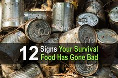 Survival food can quickly go from the thing keeping you alive to the thing that does you in. No matter how desperate your situation is, you will want to avoid eating spoiled food at all costs. While good survival food is meant to have a long shelf life, there are many things that can destroy it. To ensure your stockpile is still safe to eat, be on the lookout for these signs that your survival food has gone bad. 1. Bulging Lids on Your Cans Canned foods have great a great shelf life, but…