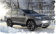 2019 Jeep Grand Wagoneer Concept, Spy Photos and Release Date - 2019 and 2020 New SUV Models Jeep Suv, Jeep Cars, Jeep Truck, Us Cars, Grand Cherokee Trailhawk, Jeep Grand Cherokee Limited, Jeep Grand Cherokee Models, New Jeep Cherokee, Cherokee Purple