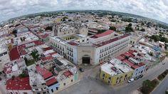 Centro Histórico ciudad de Campeche