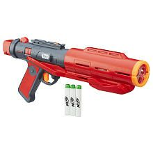 NERF Star Wars Rogue One Imperial Death Trooper Deluxe Blaster  Red