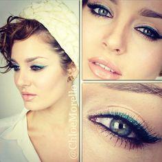 eid make up chloe morello | My final #eid tutorial went up last night! Eid Mubarak to all that ...