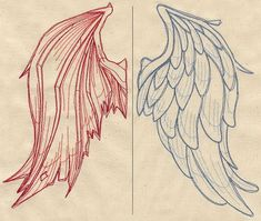 Beautiful Ideas to Back Tattoo Placement Designs - ArmBand Ideen Cool Drawings, Drawing Sketches, Tattoo Sketches, Unique Drawings, Pencil Drawings, Back Tattoo Placements, Placement Tattoo, Ange Demon, Demon Wings