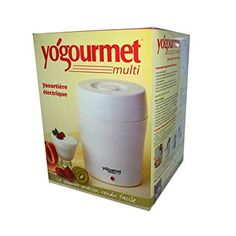 New Free Shipping Yogourmet Electric Yogurt Maker