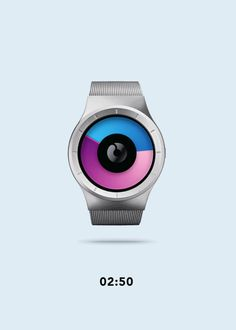 Meet Celeste. Get lost in the transition of colors, forget the pressure of time. #maketimefun | $199
