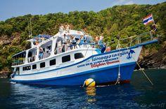 MV Dolphin Queen  Similan Liveaboard Scuba Diving boat
