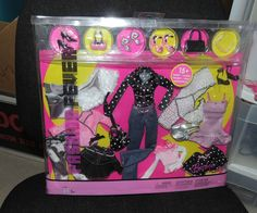 Barbie Doll Clothes Fashion Fever Outfits and Accessories 15 Looks 2005 | eBay