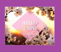 Immagine.5pg Hello Spring, Blog, Vintage, Spring, Vintage Comics, Primitive