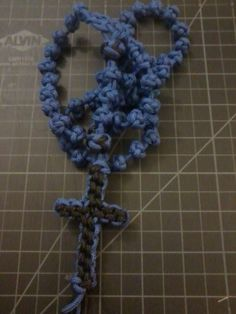 Picture of Ornate Paracord Rosary