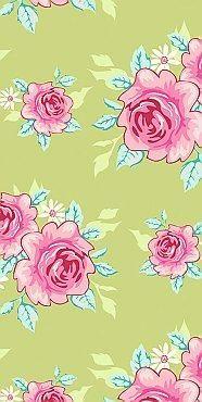 tilda 'Rosey green'